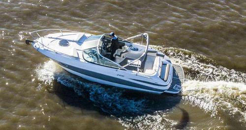 lancha cuddy klase a k 2400 nautica milione 5