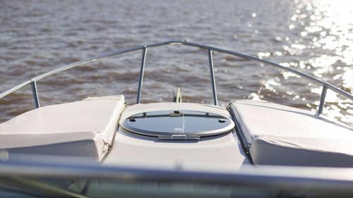 lancha cuddy klase a k 2400 nautica milione 8