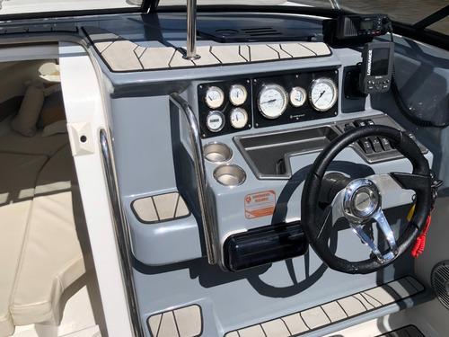 lancha cuddy quicksilver 2400 con mercruiser 250 hp 2017