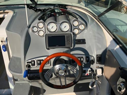 lancha cuddy quicksilver 2400 g2 volvo 280 hp pata duoprop