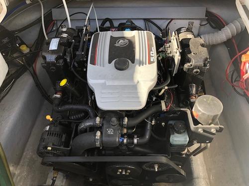 lancha cuddy quicksilver 2400 mercruiser 260 hp pata bravo 3