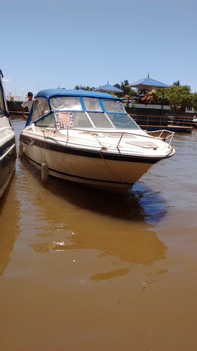 lancha cuddy usada sea ray 22 mcruiser v8 5.7