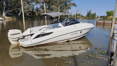 lancha custon 25 cuddy evinrude 300 hp e tec gallino marine