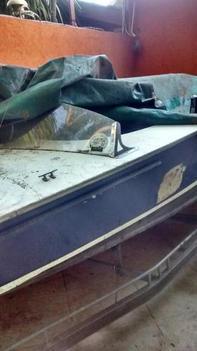 lancha de madera figura artesanal.en documentacion