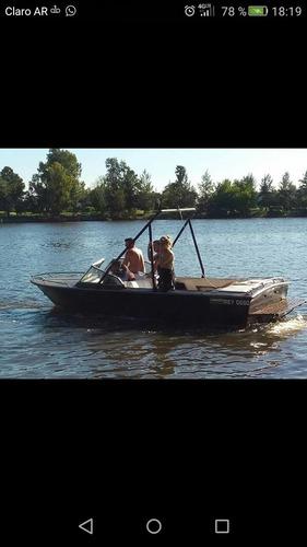 lancha de wakeboard femsa 590