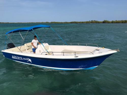 lancha delfin open 26 pies