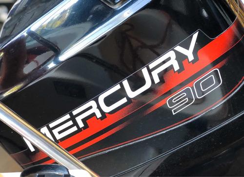 lancha eclipse 17 open mercury 90 hp 2 t