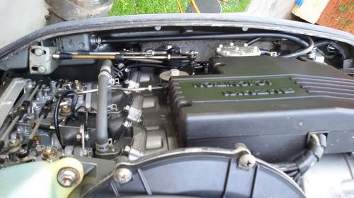 lancha el dorado regnicoli '95-motor honda semi nuevo 85