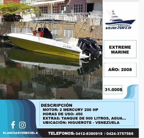lancha extreme marine lv110