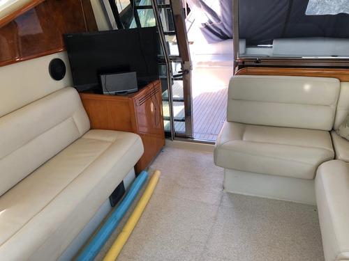 lancha ferretti 43 ñ real azimut intermarine oceanic