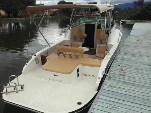 lancha fishing 23 wa 250 hp diesel