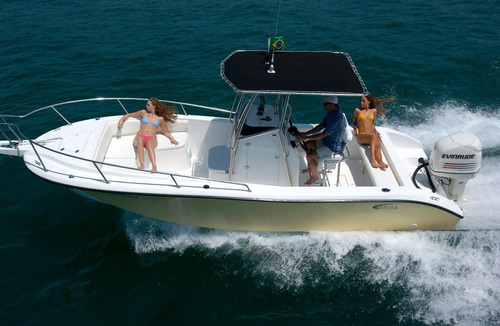 lancha fishing 240 cc raptor mercury 115 efi pesca