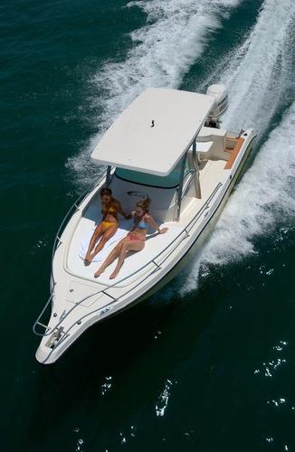 lancha fishing 265 sun deck com mercury 200 optimax pesca