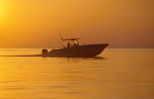 lancha fishing 320 open 2 x motor mercury 200 optimax pesca
