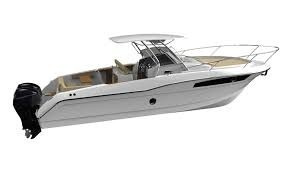 lancha fishing 33 saint tropez mercury 200hp optmax proxs