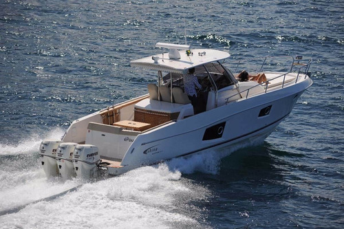 lancha fishing 39 saint tropez parelha mercury verado 300hp