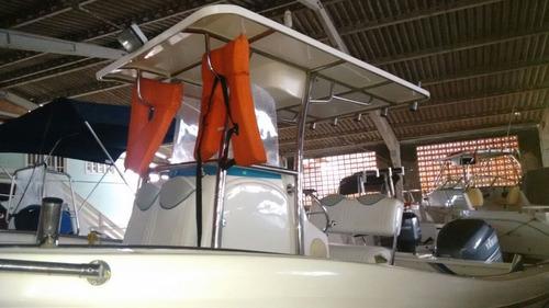 lancha fishing flyfish 230 yamaha f200hp conj 2011