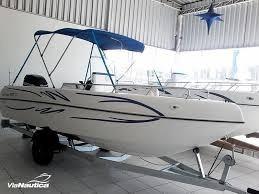 lancha fly fish 170 + mercury 75hp 4t + mont. básica 0 km