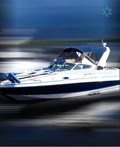 lancha focker 255 barco iate n cimitarra phantom azimut
