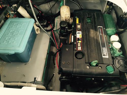 lancha focker 280 gt motor diesel d4 300 hp 2009