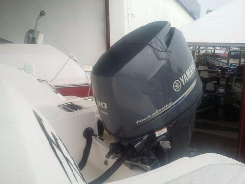 lancha focker i9 - yamaha f90 hp