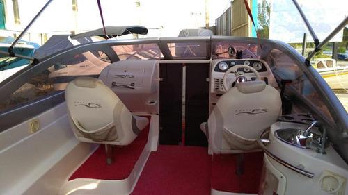 lancha fs 210 ano 2009 com 200 hp