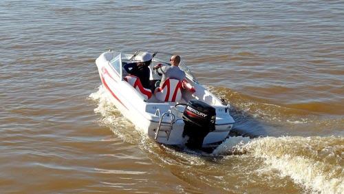 lancha fuel 160 sport (2017) + motor yamaha 40hp (2015)