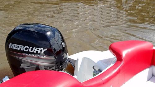 lancha fuel 190 spor... casco nuevo 0km sin motor... oferta.