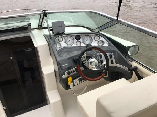 lancha genesis 2680 cuddy 2009 volvo 270 hp marina uno-