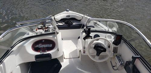 lancha geuna 150 -motor yamaha 50 hp