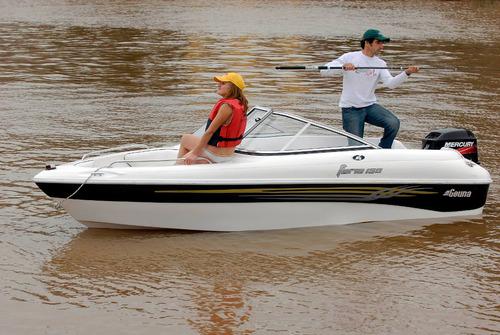 lancha geuna f 150 c/mercury 40 hp 2t elo bonificacion espec