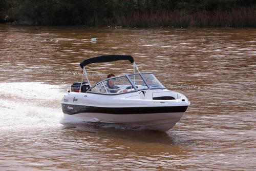 lancha geuna f 150 c/mercury 50 hp 2t bonificacion especial