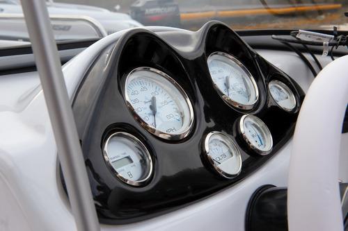 lancha geuna f 160 c/mercury 75 hp 2t bonificacion especial
