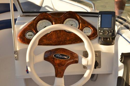 lancha geuna f160 c/mercury 90 hp 4t bonificacion especial