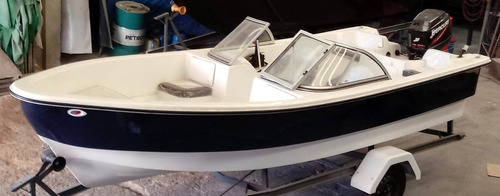 lancha gg casco tracker open 520 - nueva super reforzada