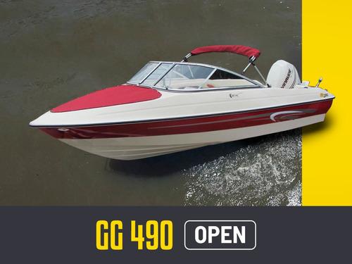 lancha gg490 open 2021