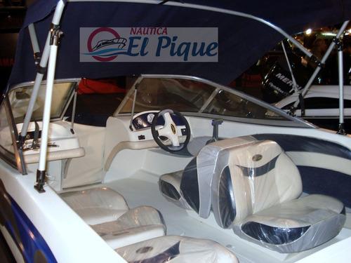 lancha glassmar open olympic marine náutica el pique quilmes