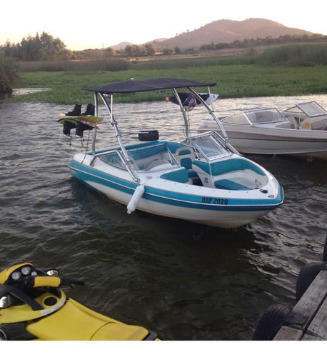 lancha glastron ssv195 con full pro tower wakeboard
