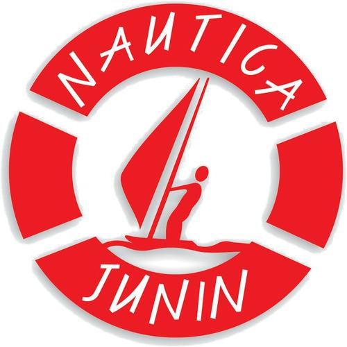 lancha grand jean 430 2018 4.30 mts pescadora  nauticajunin
