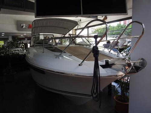 lancha importada jeanneau cc 7.5 dc mercury verado 300 hp