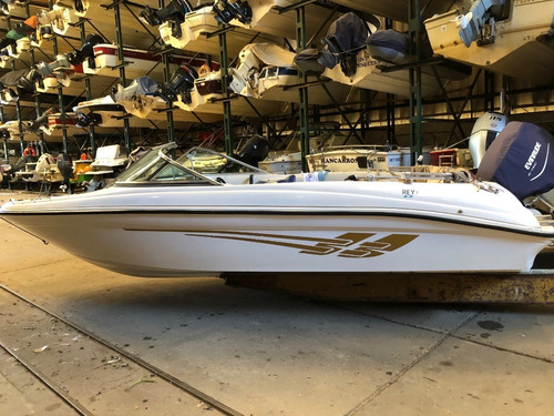 lancha importada open simil sea ray bayliner 1800