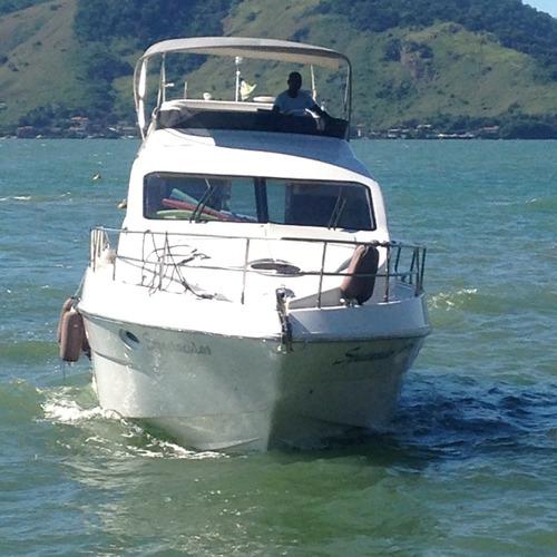 lancha intermarine 380full 2008 - n cimitarra phanton triton