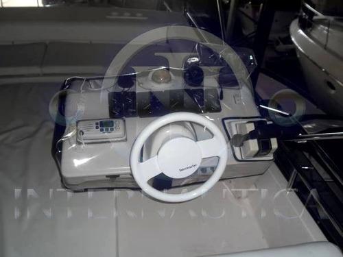 lancha intermarine 440 full - azimut ferretti real phantom