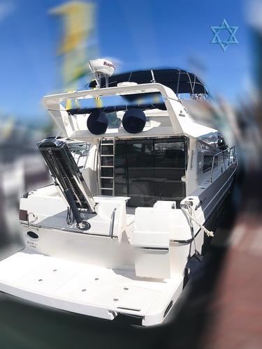 lancha intermarine 440 gold barco iate n focker phantom