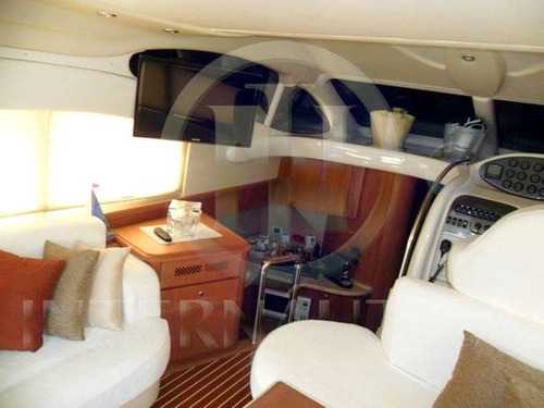 lancha intermarine 460 full - azimut ferretti real phantom