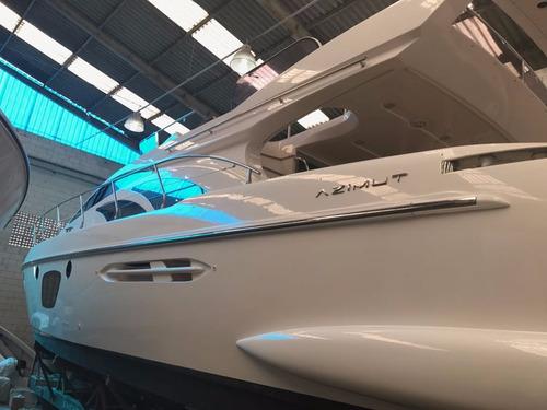 lancha intermarine 560 azimut fly - ferretti cimitarra