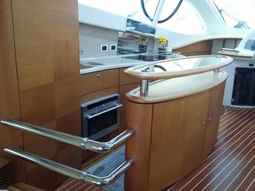 lancha intermarine 600 full ñ ferretti phantom azimut