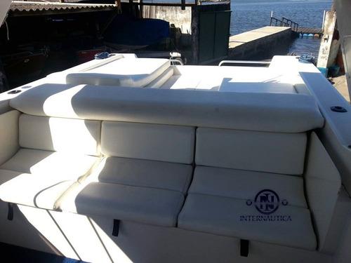 lancha intermarine cigarette 36 - azimut ferretti real schae