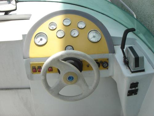 lancha intermarine tiger 27 pés motor volvo penta
