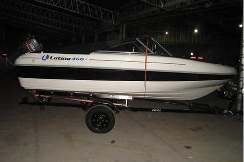 lancha latina 460 70 hp 2012